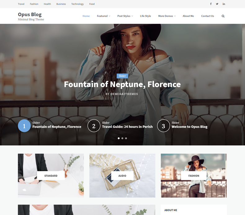 opus-blog-best-free-wordpress-themes