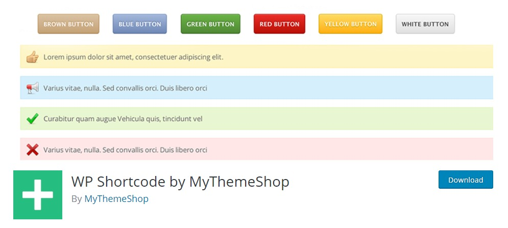 wp-shortcodes-wordpress-shrtcode-plugin