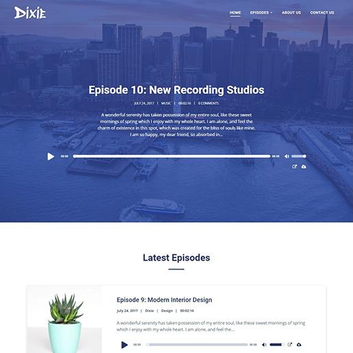 Dixie-WordPress-Podcast