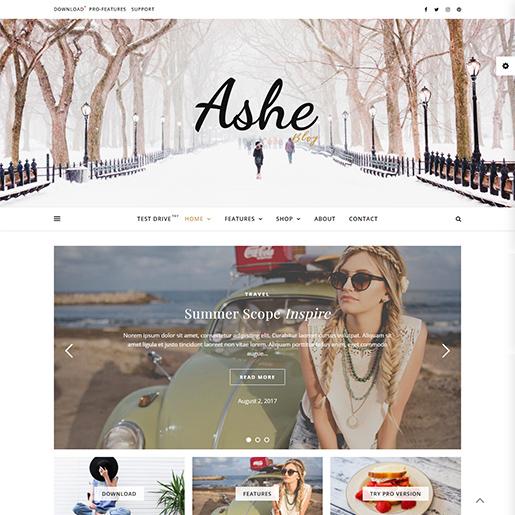 ashe-blog-wordpress-themes-for-writers