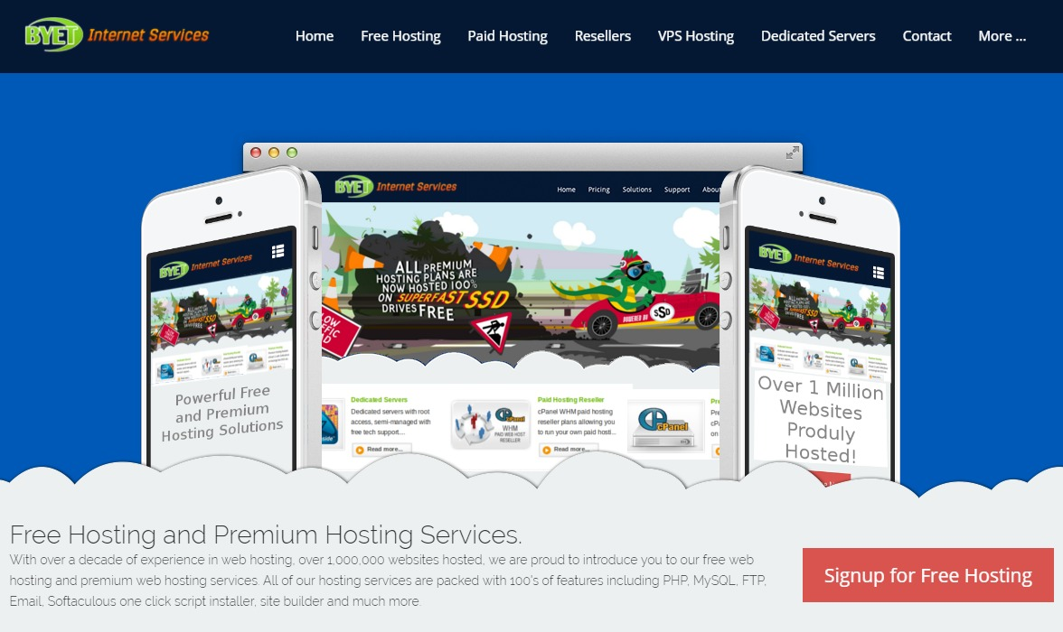 byet-wordpress-free-hosting-services