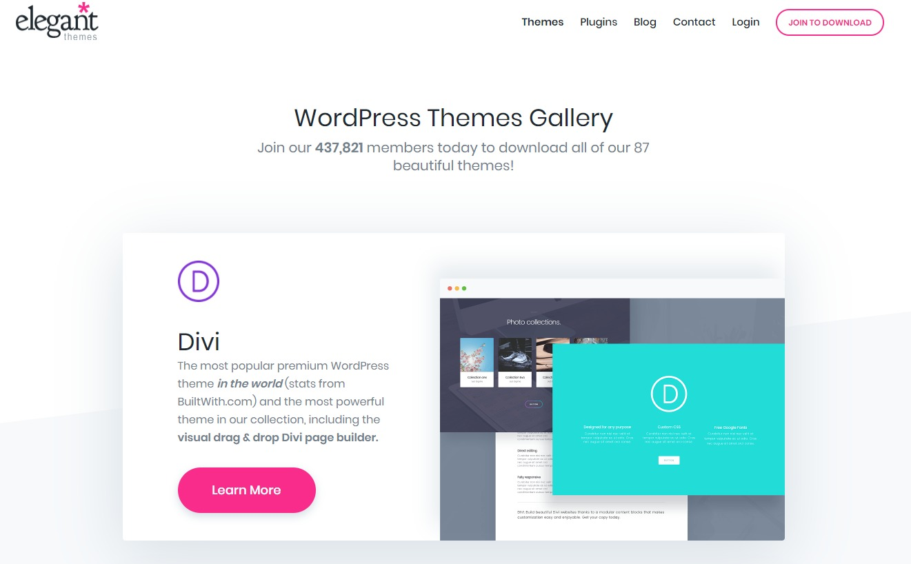 elegant-themes-wordpress-support