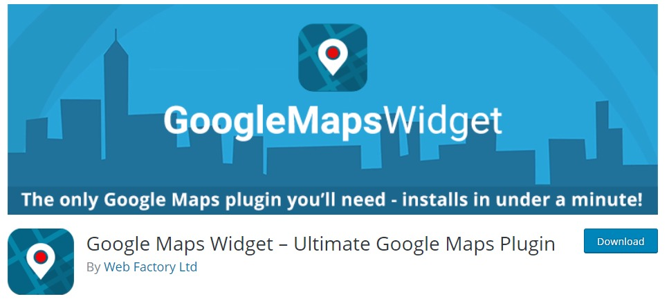 google-map-widget-wordpress-google-maps-plugin