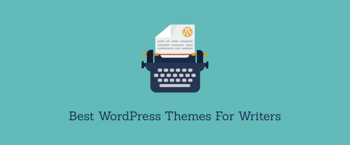 15+ Best WordPress Themes For Writers and Authors 2019!