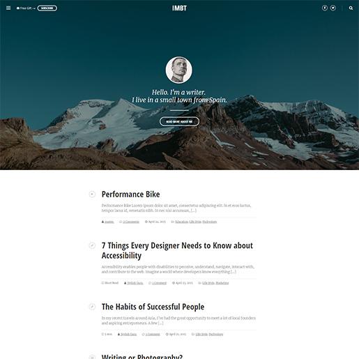 imbt-wordpress-themes-for-writers