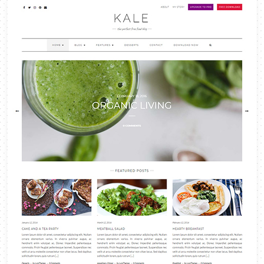 kale-blog-wordpress-themes-for-writers