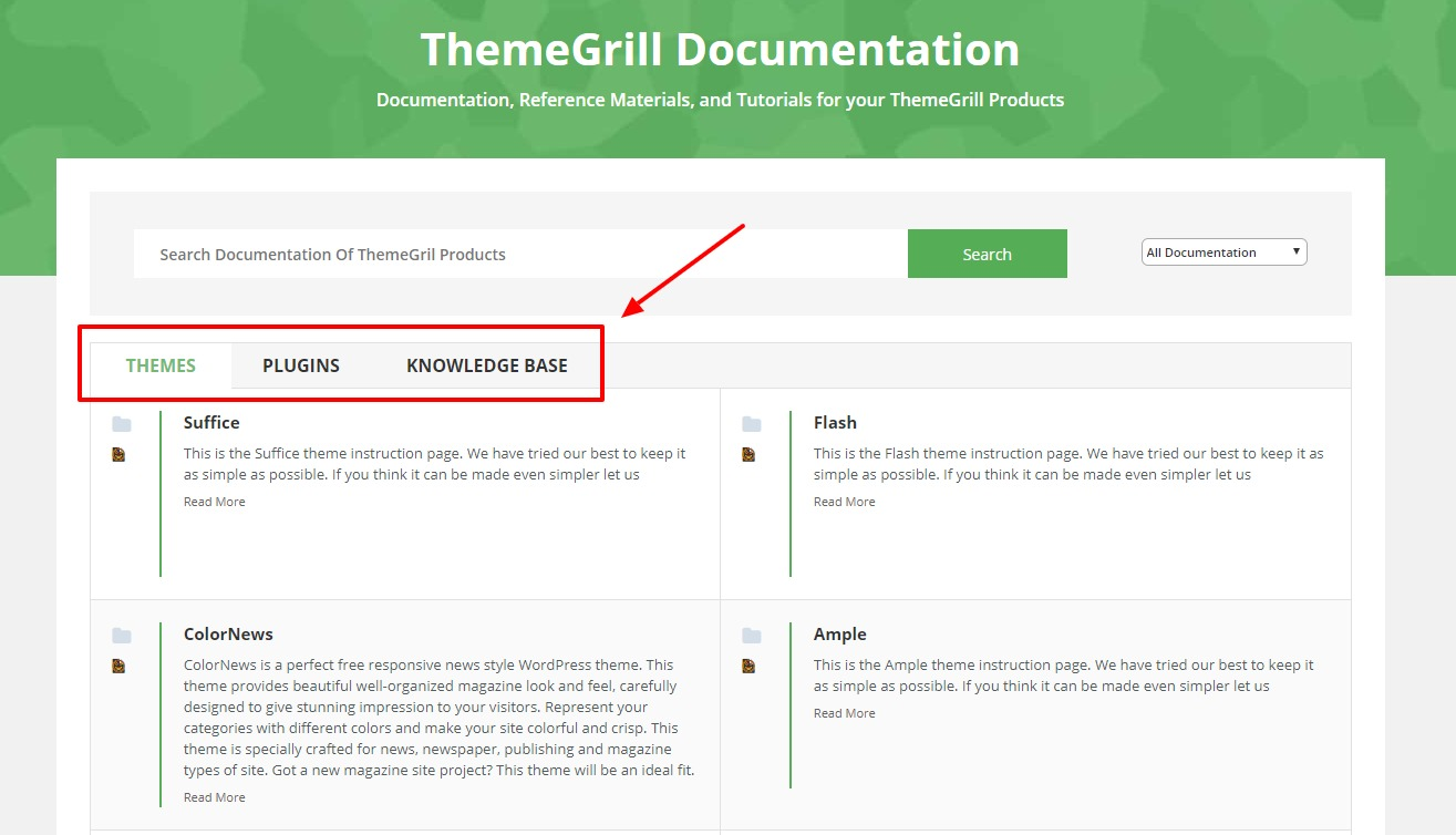 themegrill-documentation-theme-plugin