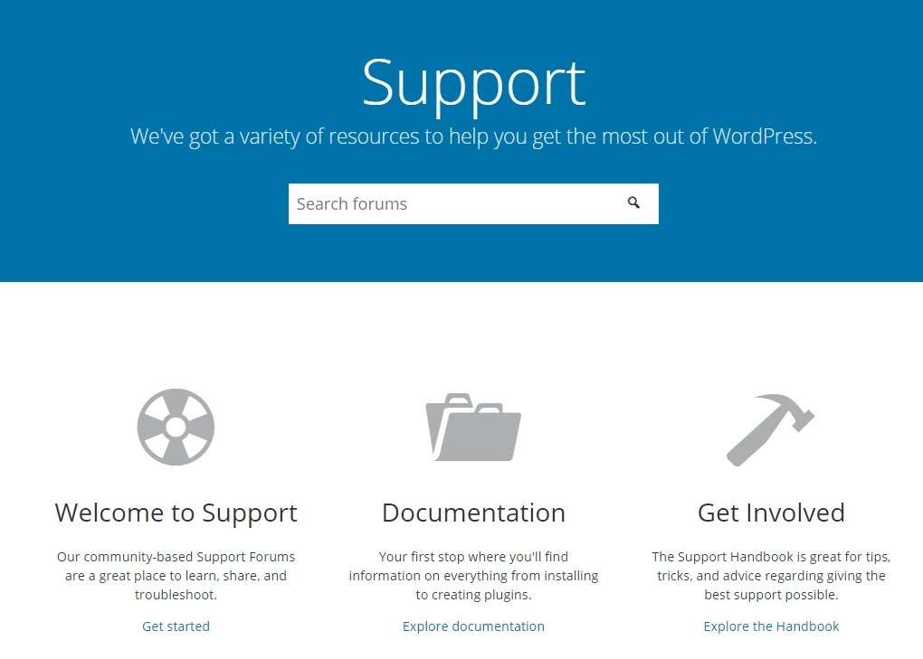 wordpress-org-support-forums