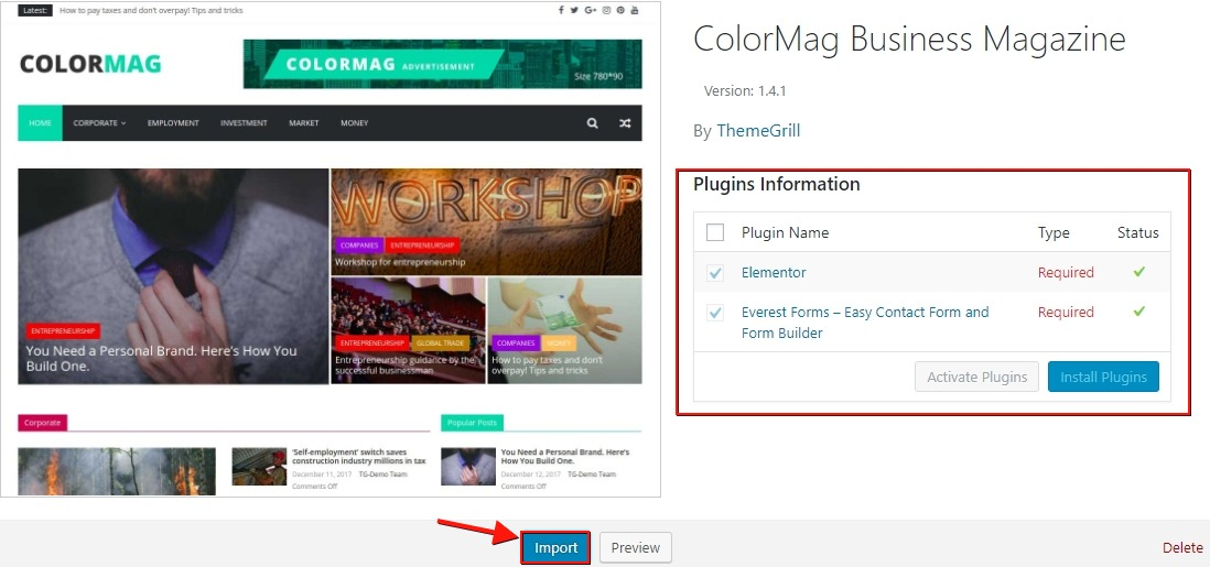 How to Create an Online Magazine in WordPress Using ColorMag?