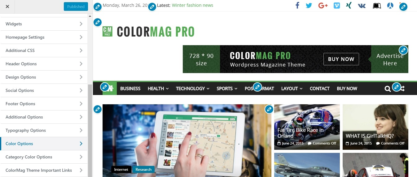 Magazine-WP-theme-ColorMag