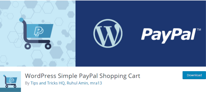 WordPress-Shoppinig-Cart-Plugins-Simple-PayPal-Cart