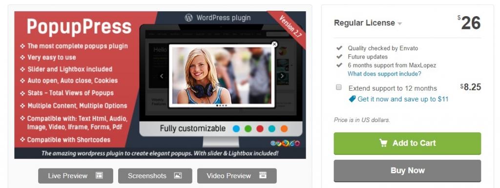 popup-press-lightbox-wordpress-plugin