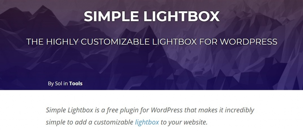 simple-lightbox-wordpress-plugin
