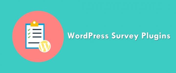 9 Best WordPress Survey Plugins for 2019!