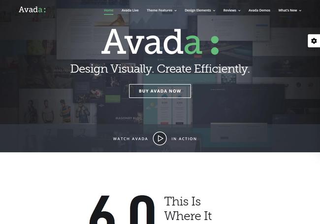 Avada Fusion Theme