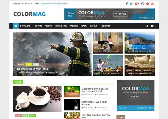 COLORMAG-fast-loading-wordpress-magazine-theme