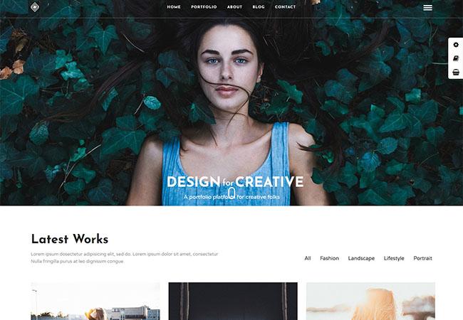 Grand-Portfolio-fastest-wordpress-theme