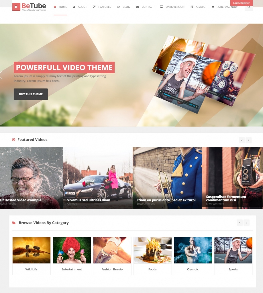 betube-wordpress-video-theme