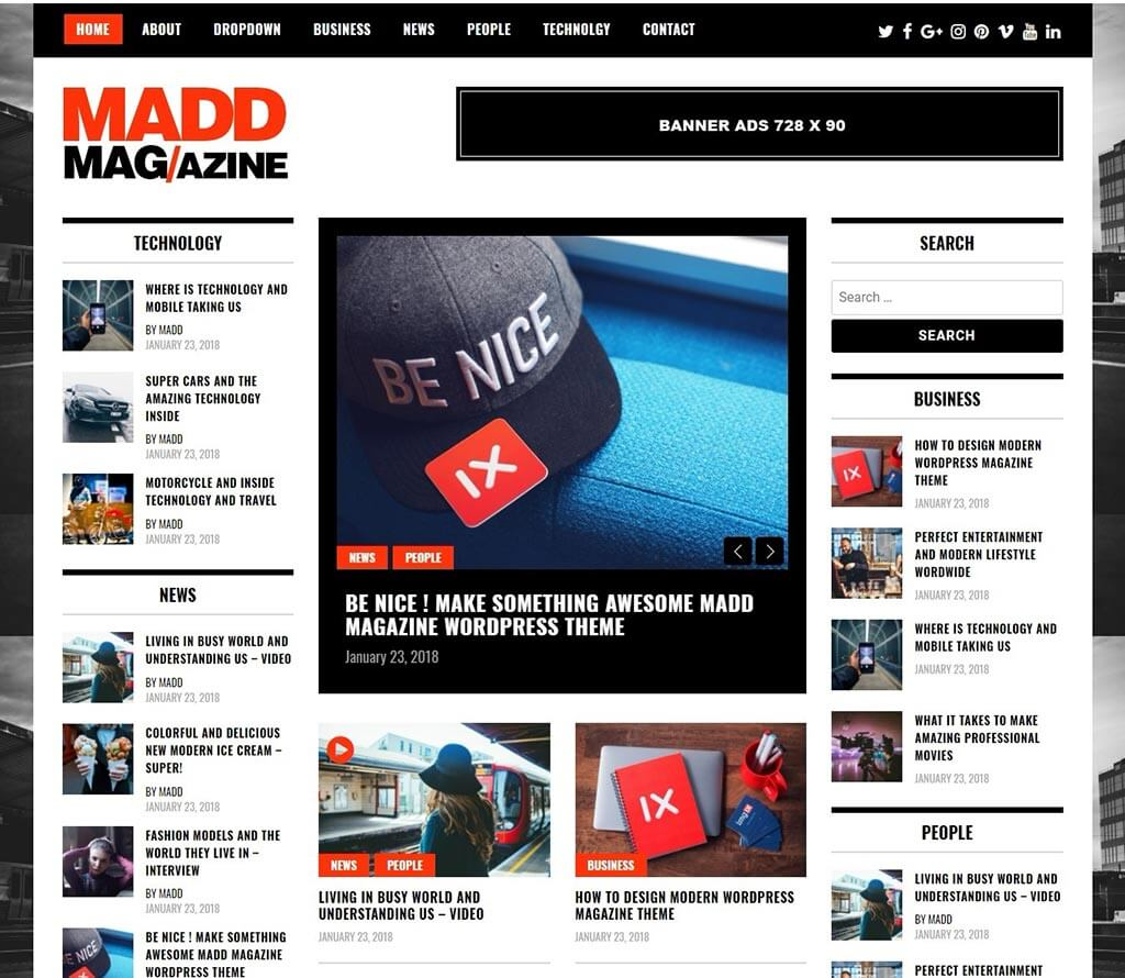 Madd-magazine-free-Wp-blog-theme
