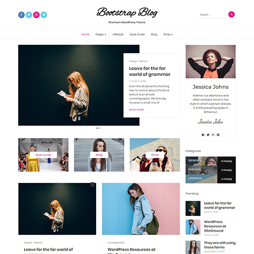 bootstrap-blog-free-responsive-wordpress-themes