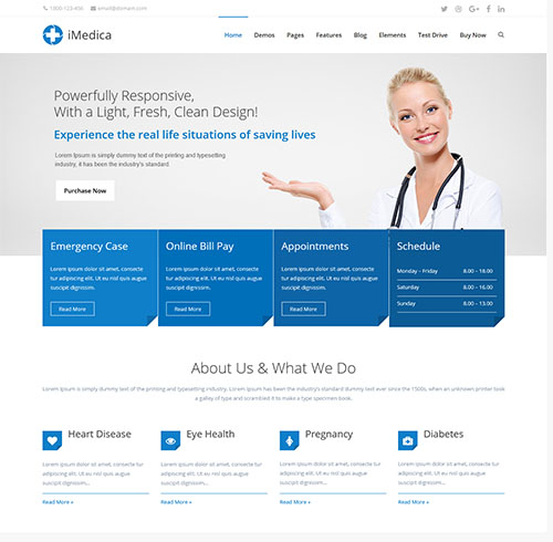 imedica-medical-wordpress-theme