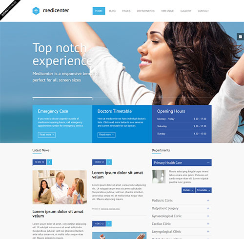 medicenter-wordpress-medical-theme