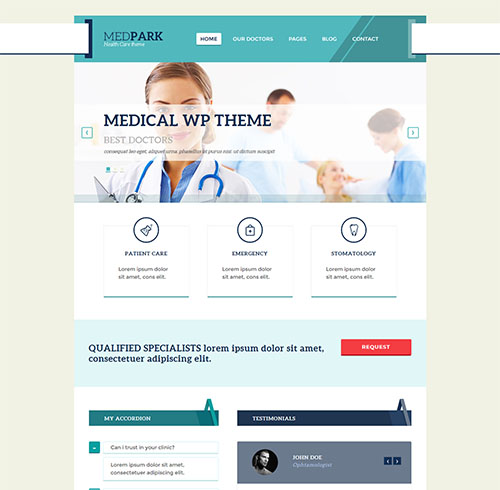 medpark-wordpress-medical-theme
