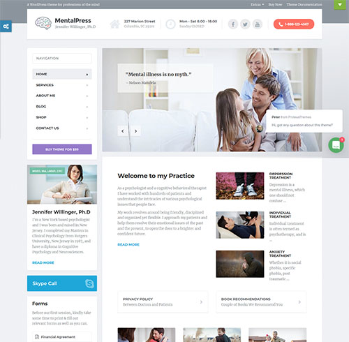 mentalpress-psychology-wordpress-theme