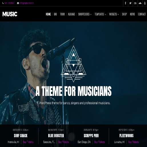 music-lite-wordpress-music-theme