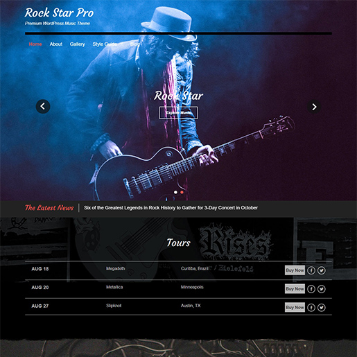 rockstar-wordpress-music-theme