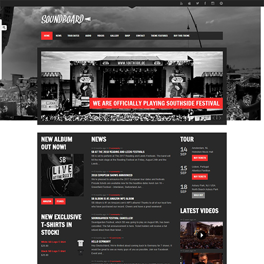 soundboard-wordpress-music-theme