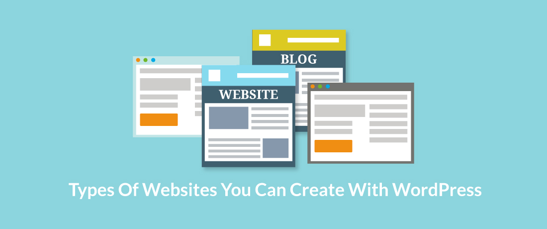 Top 9 Types of Websites You Can Create With WordPress! Beginner's Guide!