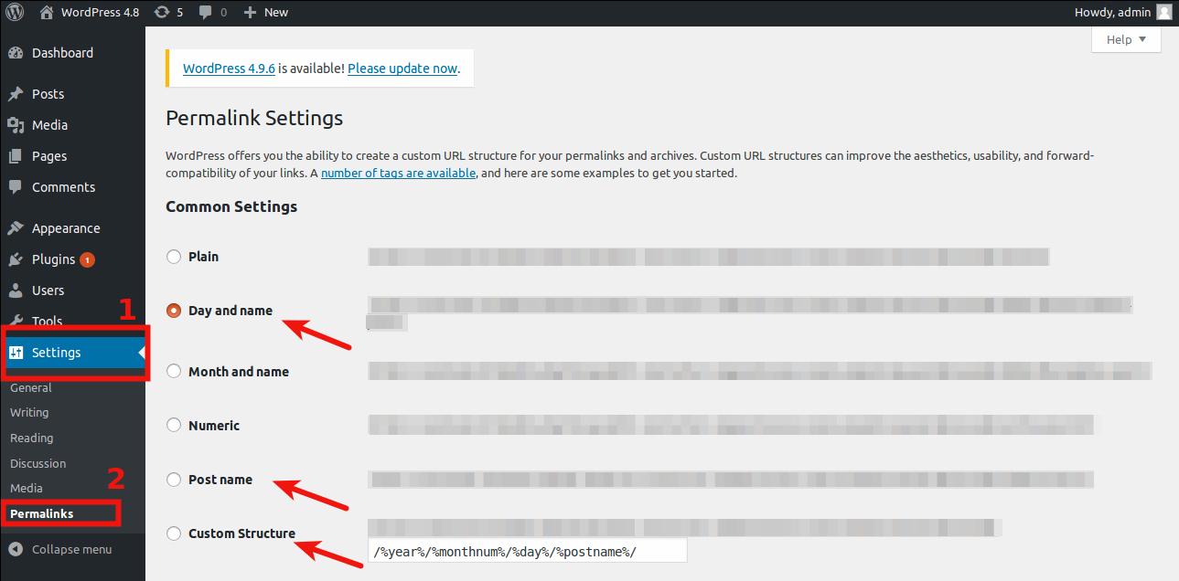WordPress-SEO-url-structure