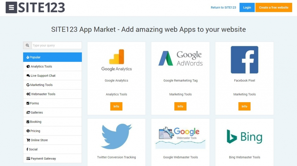 app-market-website-builder-site123