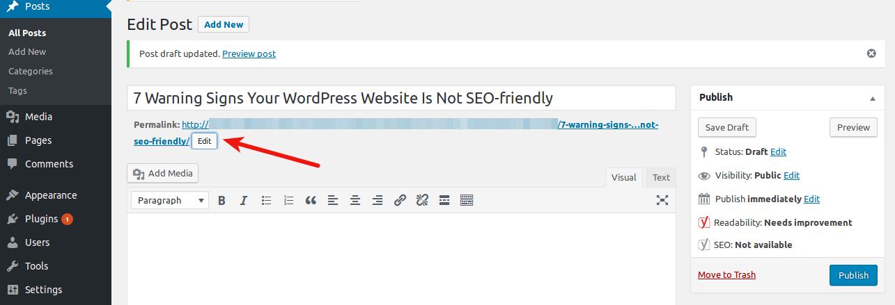 url-modification-WordPress-SEO