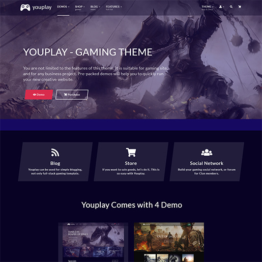WordPress-Gaming-Themes-Youplay