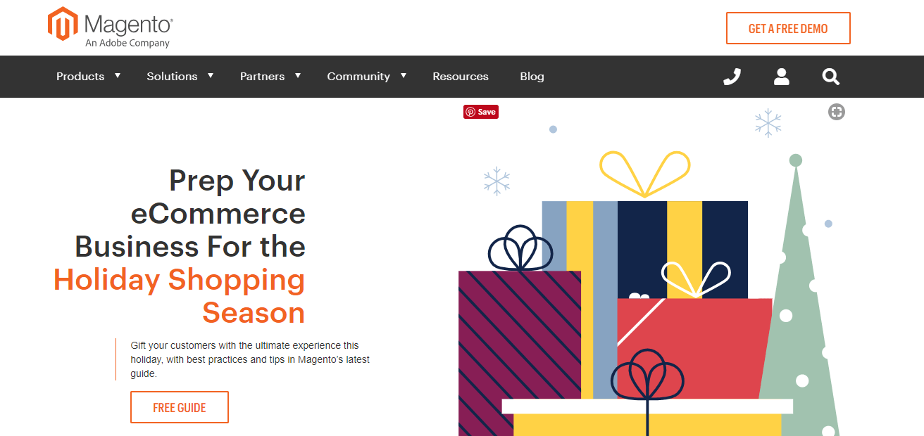 Magento-Which is the best eCommerce Platform?