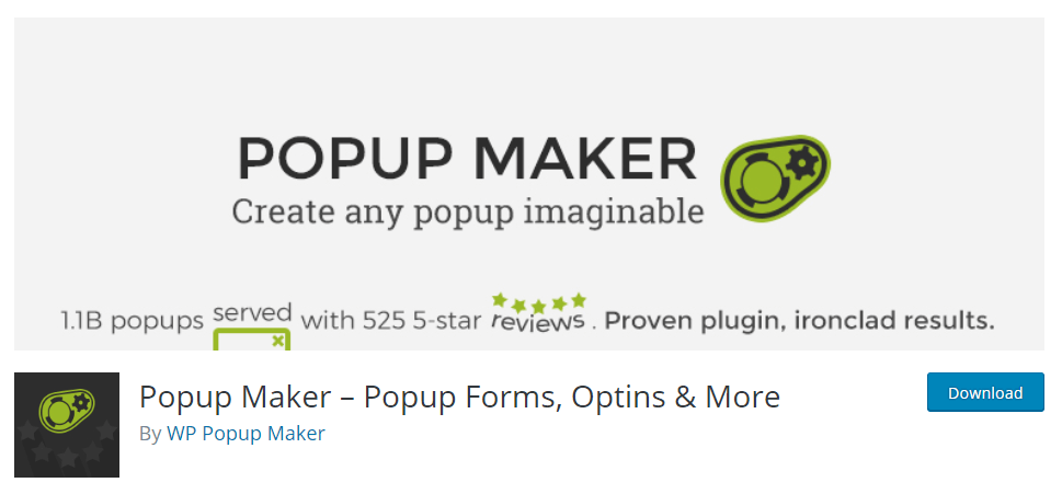 Popup Maker-WordPress Popup Plugins