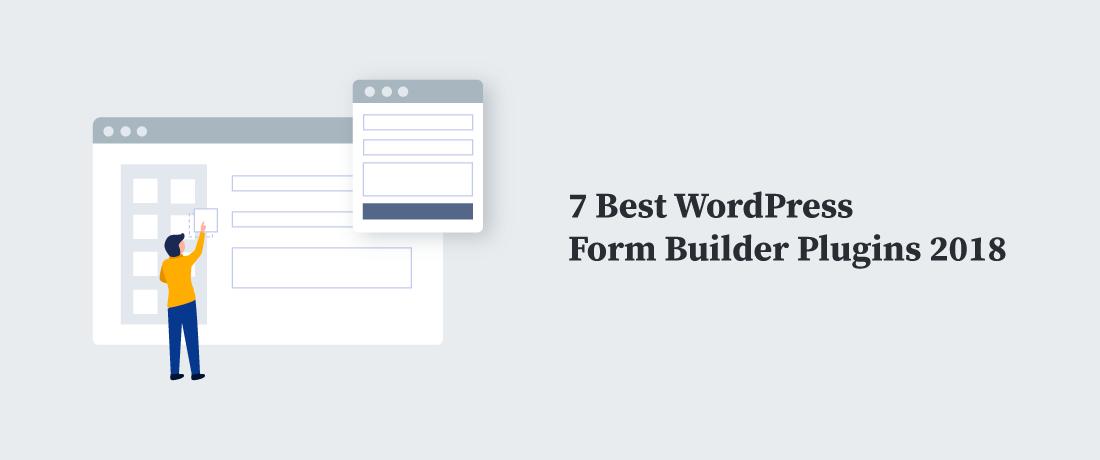Best Form Plugin WordPress 2019 7 Best WordPress Form Builder Plugins 2019   ThemeGrill Blog