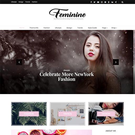 blossom-free-feminine-wordpress-theme