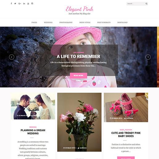 elegant-pink-free-feminine-wordpress-theme