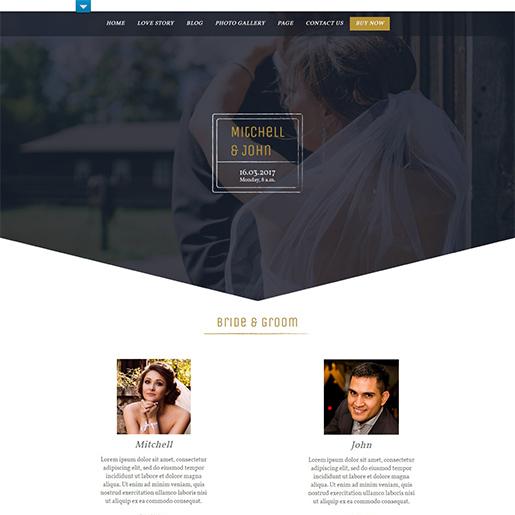 wedding-bliss-free-feminine-wordpress-theme