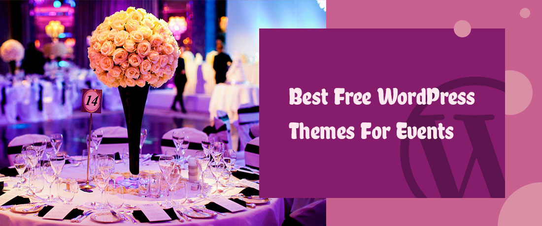 20 Best Free Event WordPress Themes for Any Events and Event Managers
