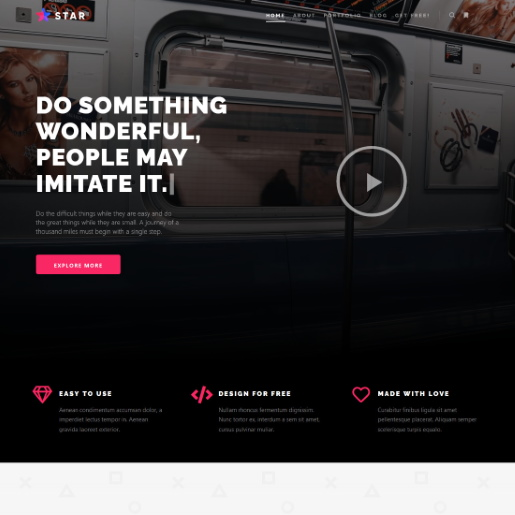 Rife Free Theme WordPress