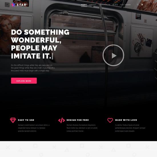 Rife Free Theme for WordPress