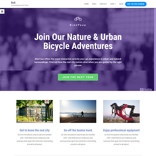 bulk multipurpose wordpress themes