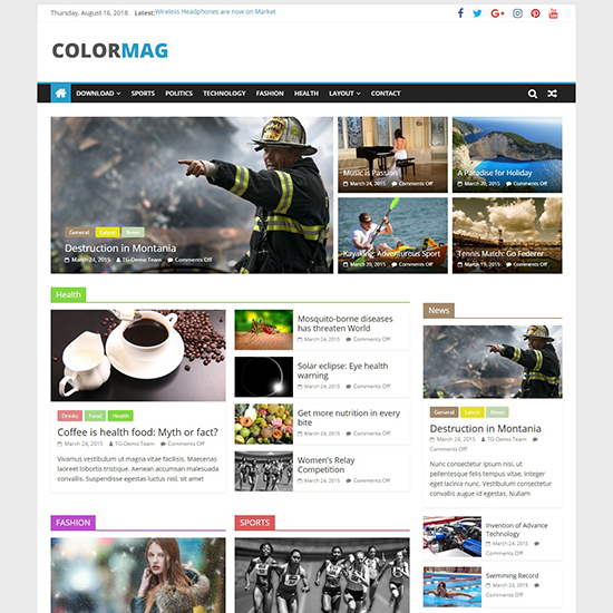 colormag-wordpress multipurpose theme