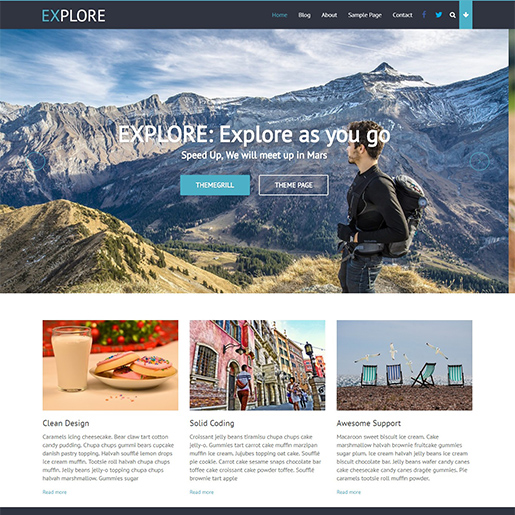 explore multipurpose wordpress themes