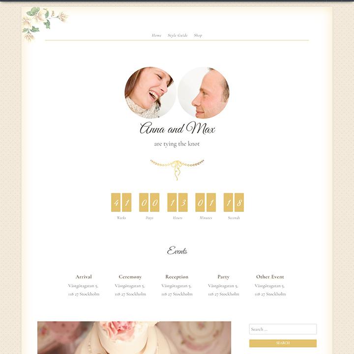 newlyweds-wedding-wordpress-theme