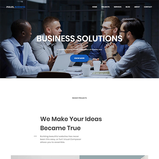 phlox pro premium wordpress business theme